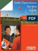 Service Guide 2008