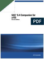 SAS® 9.4 Companion for zOSSecond