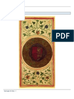 Tarot siglo XV Oros