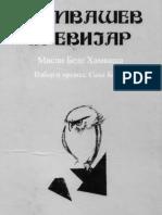 Hamvašev Brevijar - Misli Bele Hamvaša