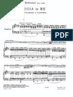 Elegia No. 1 in Re Maggiore, Op. 20 (Piano)