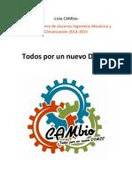 Programa Lista CAMbio 2014