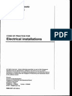 CP 5 Elerctrical Installation