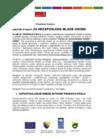 CERK Javni Poziv Za Klub Za Traženje Posla - 13.04.2014.