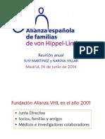 Presentación de La Alianza - 2014