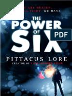 The Power of Six - Cap 1 - 2