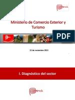 Informe Turismo Mincetur 2013 a 2014