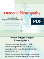 Diabetic Neuropathy a2w