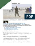 3 Islamic Militants Take Control of Iraq