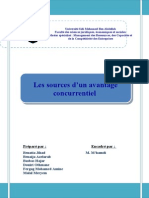 Sources D_avantage Concurrentiel
