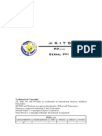 Manual Serial PPI