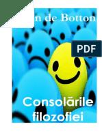 221431892 Alain de Botton Consolarile Filosofiei