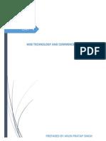 Web Technology and Commerce Unit-5 by Arun Pratap Singh