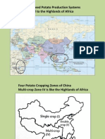 Asian Seed Potato Production Systems Related to the Highlands of Africa.