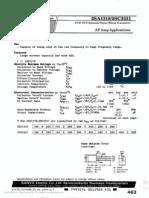 2SA1318-2SC3331.pdf
