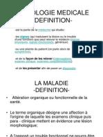 Semiologie Francaise