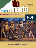 REVISTA PUEBLO CONTINENTE 23 (1) 2012 - UPAO Especial Curanderismo, Medicina Tradicional.pdf
