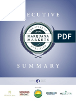 Executive Summary - The State of Legal Marijuana Markets 2nd Edition