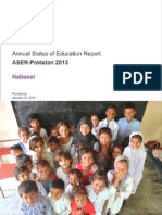 ASER National Report 2013