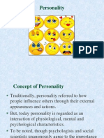 Personality MBA