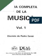 Teoria Completa de La Musica Dionisio de Pedro