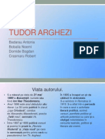Tudor Arghezi