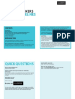 Lloyds Brokers Brand Guidelines