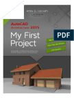 AutoCAD Architecture 2015 Tutorial eBook (Metric version)