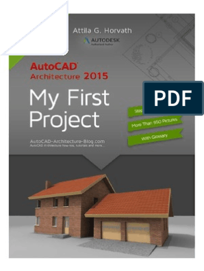 AutoCAD Architecture 2015 Tutorial eBook (Metric version