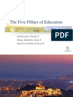 The 5 Pillars of Education