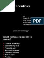 IP Incentives