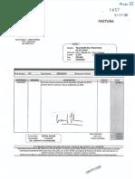 Contratos de Zebra y facturas de Asturmedia de la RTPA
