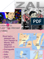 Chapter 23 Rizal