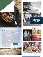 Ms. American Pie - Article from July 2014 Pies Voyeur, Virgin Australia Magazine