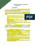 """Unidad 9. Organizaciã""""n Del Servicio Posventa"""