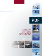 Aerospace Defense Brochure