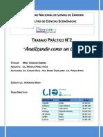 Tp 2 Casos i, II, III, IV - Lio 2013