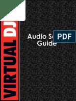 VirtualDJ 7 - Audio Setup Guide