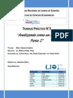 Tp 3 Casos v, Vi, Vii - Lio 2013