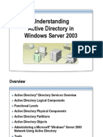 Domain and Active Directory