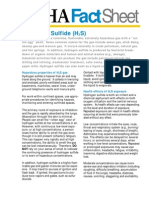 Hydrogen Sulfide Fact