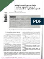 Practica Contabila - Active Biologice