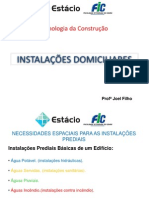 AV2 - INSTALAÇÕES DOMICILIARES