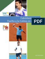 IMP Calentamiento y Vuelta a La Calma en Tenis (ITF)