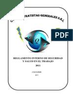 Reglamento Interno de Seguridad y Salud en el Trabajo 2011 ARH.pdf