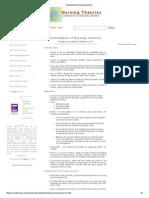 Development of Nursing Theories