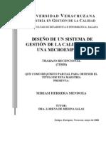 Miriam Herrera Mendoza