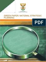 Green Paper- Sept 2009 1