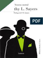 Veneno Mortal - Dorothy L. Sayers