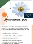 Convergència i Unió
